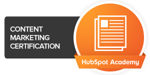 Content-Marketing-Certification-Hubspot