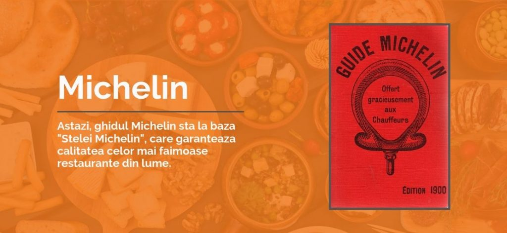 Ghidul Michelin, content marketing