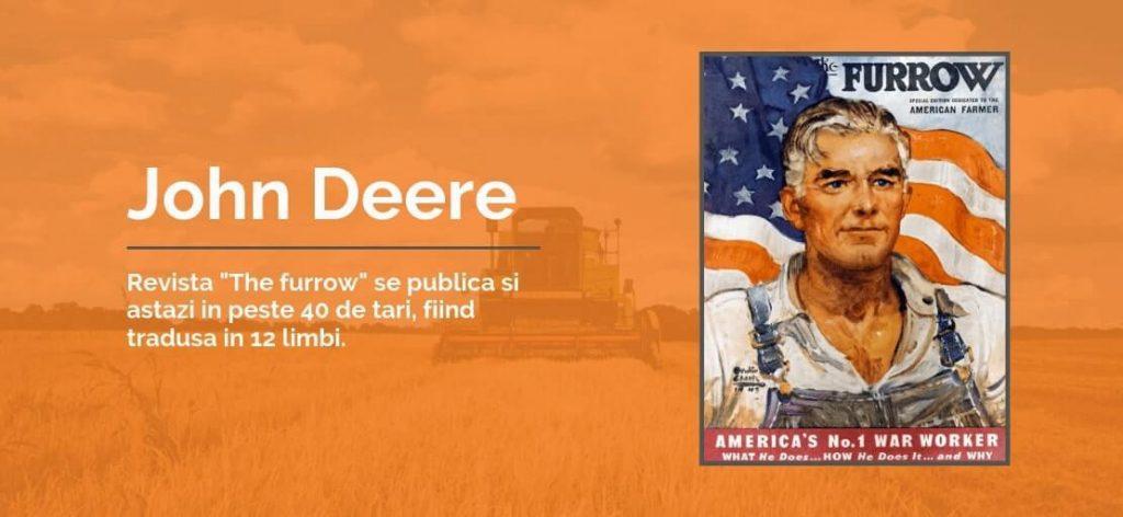John Deere, The Furrow, content marketing